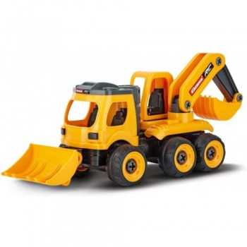 2,4GHz First Backhoe Loader - RC CARRERA GIOCATTOLI