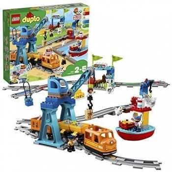 LEGO DUPLO TOWN TRENO MERCI CF1 LEGO GIOCATTOLI