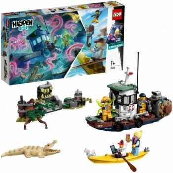 LEGO HIDDEN SIDE PESCHERECCIO LEGO GIOCATTOLI