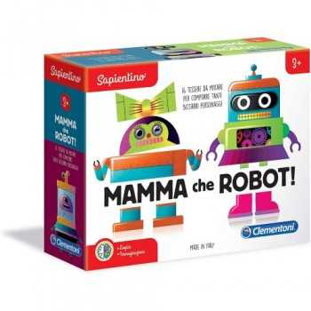 MAMMA CHE ROBOT! Clementoni GIOCATTOLI