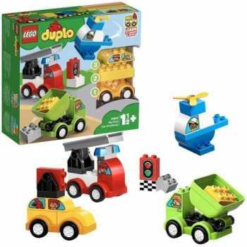 10886 DUPLO I miei primi veicoli LEGO GIOCATTOLI