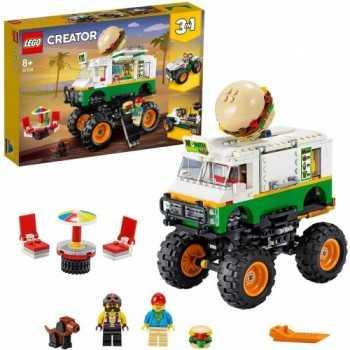 31104 CREATOR Monster Truck degli Hamburger LEGO GIOCATTOLI
