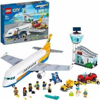 60262 CITY Aereo passeggeri NEW 06-2020 LEGO GIOCATTOLI