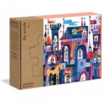 Fantasy Puzzle Girl Clementoni GIOCATTOLI