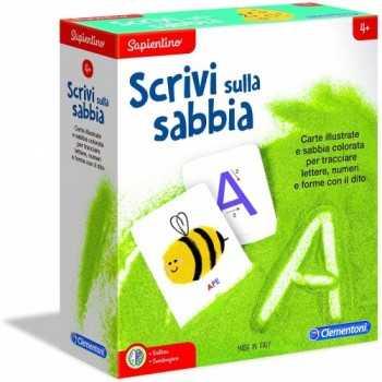SCRIVI SULLA SABBIA Clementoni GIOCATTOLI