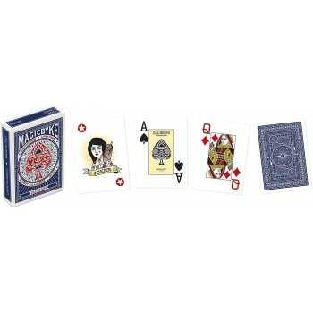 MAGIC CARD BLU BY DAL NEGRO MADE IN ITALY TEODOMIRO DAL NEGRO GIOCATTOLI