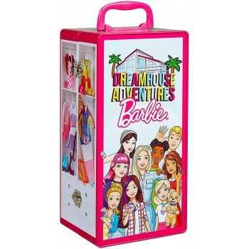 BARBIE - Armadio Gigante Barbie senza Bambole e Vestiti GIOCHERIA SPA BAMBINA