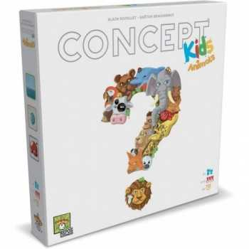 Concept Kids Animali ASMODEE GIOCATTOLI