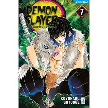Demon slay EDIZIONI STAR COMICS LIBRI