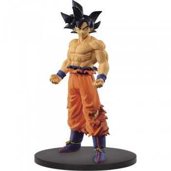 16303 - Dragonball Super - Creator X Creator - Son Goku Ultra Instinct Ver.A - Banpresto BANDAI GIOCATTOLI