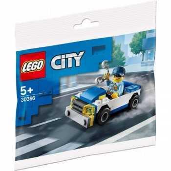 LEGO CITY 30366 AUTO POLIZIA LEGO GIOCATTOLI