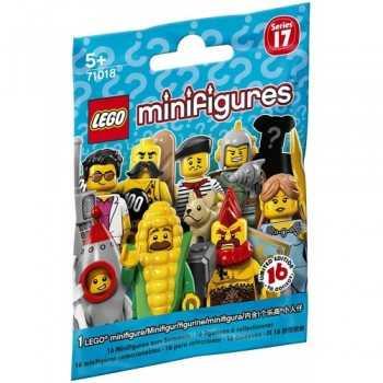 71018 Minifigures serie 17 (LEGO) LEGO GIOCATTOLI