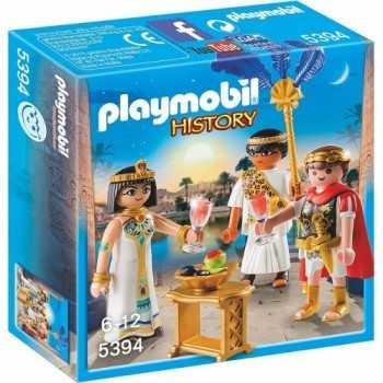PLAYMOBIL CESARE E CLEOPATRA 5394 GIOCATTOLI