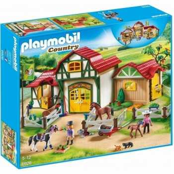 PLAYMOBIL GRANDE MANEGGIO 6926 PLAYMOBIL GIOCATTOLI