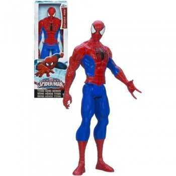 Spider-Man eroi titanici 30cm HASBRO GIOCATTOLI