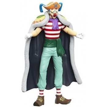 One Piece Baggy Action Figures 12cm. (Action Figures) GIOCATTOLI
