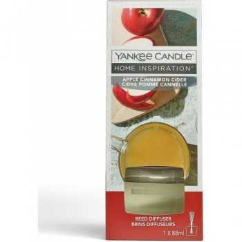 APPLE CINNAMON CIDER REED DIFFUSER YANKEE CANDLE YANKEE CANDLE CANDELE