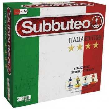 CONFEZIONE SUPER DLX ITALIA CON 4 SQUADRE GIOCHI PREZIOSI ITALIA SRL GIOCATTOLI