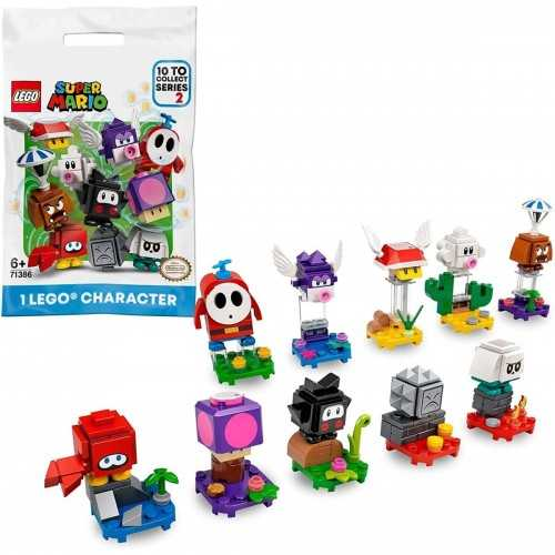71386 Pack Personaggi - Serie 2 (LEGO) super Mario LEGO GIOCATTOLI