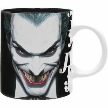DC COMICS - Mug - 320 ml - Joker laughing - subli ABYSTYLE ARTICOLI DA REGALO