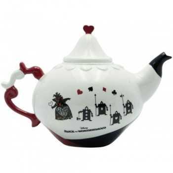 DISNEY - Teapot - Alice Queen of Hearts ABYSTYLE ARTICOLI DA REGALO