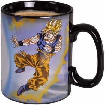 DRAGON BALL - Mug Heat Change - 460 ml - DBZ/ Goku ABYSTYLE ARTICOLI DA REGALO