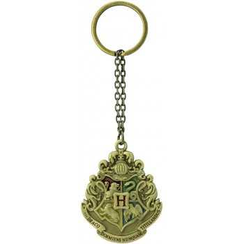 "HARRY POTTER - Keychain 3D ""Hogwarts' Crest"" ABYSTYLE ARTICOLI DA REGALO"