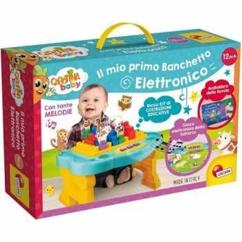 CAROTINA BABY BANCHETTO ELETTRONICO PRIMA INFANZIA