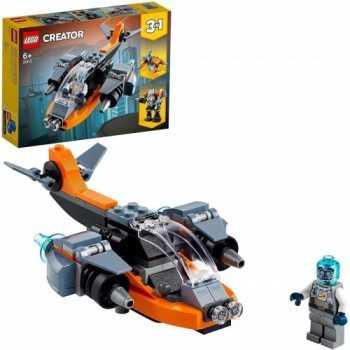 31111 Cyber-drone (LEGO) LEGO GIOCATTOLI