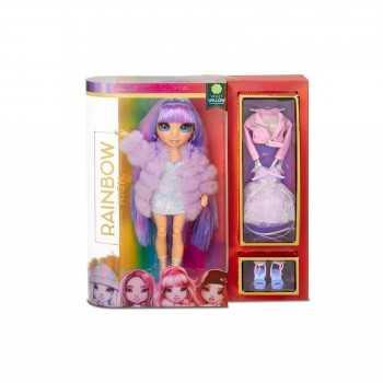 Rainbow High Violet Fashion doll MGA BAMBINA