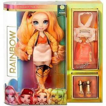 Rainbow High Poppy Rowan Fashion doll MGA BAMBINA