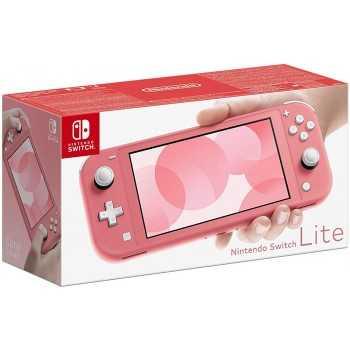 Nintendo Switch Lite Corallo (Console) VIDEOGIOCHI