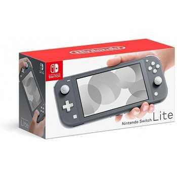 Nintendo Switch Lite Grigio (Console) VIDEOGIOCHI
