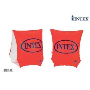 Braccioli Intex Arancioni 6/12 anni Intex GONFIABILI
