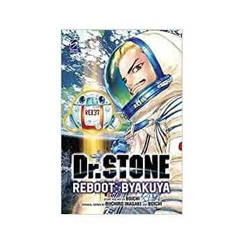 EDIZIONI STAR COMICS DR. STONE REBOOT: BYAKUYA EDIZIONI STAR COMICS ACTION FIGURE