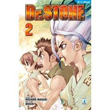 EDIZIONI STAR COMICS DR. STONE 2 ACTION FIGURE