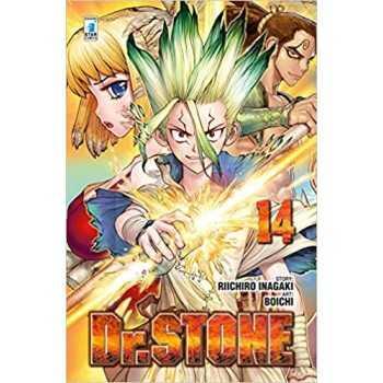 EDIZIONI STAR COMICS DR. STONE 14 ACTION FIGURE