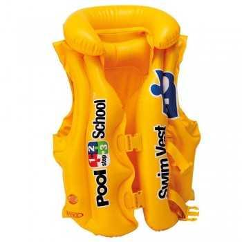 Intex 58660 - Giubbino Gonfiabile Pool School ESTIVO