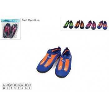 aqua shoes donna fluo...