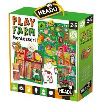 Play Farm Montessori HEADU EDUCATIVI
