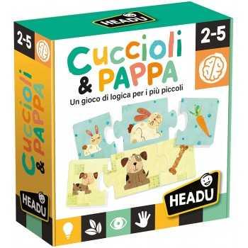 Cuccioli & Pappa HEADU EDUCATIVI