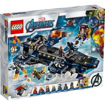 76153 MARVEL Helicarrier degli Avengers NEW 06-2020 LEGO GIOCATTOLI