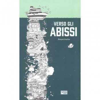COLOURING BOOK - VERSO GLI ABISSI N.E 2019 SASSI EDITORE LIBRI