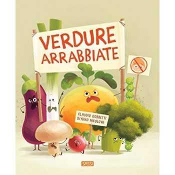 PICTURE BOOKS - VERDURE ARRABBIATE SASSI EDITORE LIBRI