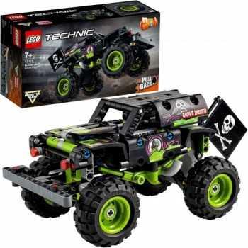 42118 Monster Jam Grave Digger (LEGO) LEGO GIOCATTOLI