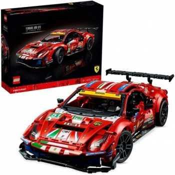 42125 Ferrari 488 GTE AF Corse - 51 (LEGO) LEGO GIOCATTOLI