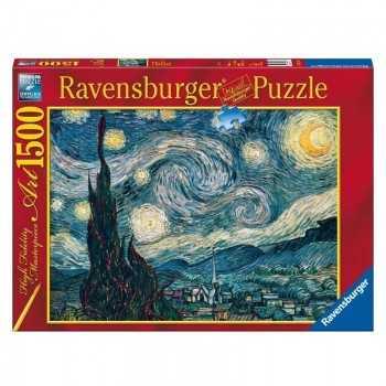 Van Gogh: Notte stellata 1500 pz Ravensburger GIOCATTOLI