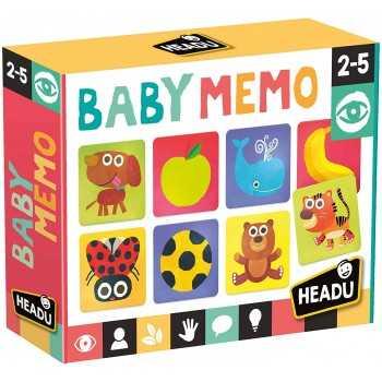 Baby Memo HEADU EDUCATIVI