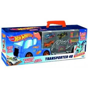 HOT WHEELS - TRANSPORTER 40...