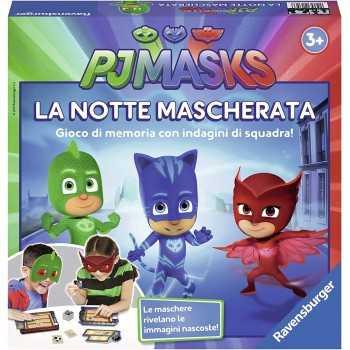 PJ MASKS - LA NOTTE MASCHERATA